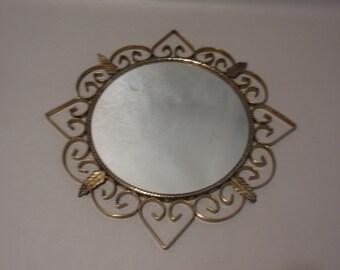 Sunburst Mirror - 1st half 20th century - England