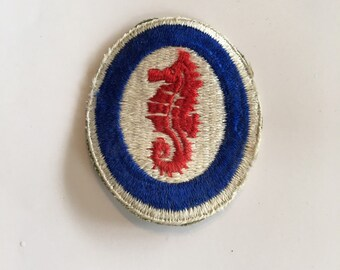 Vintage WWII Army Patch Amphibious Engineers