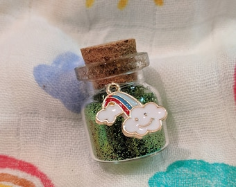 Rainbow Baby Dust! (Green) - TTC Gift, Infertility Gift