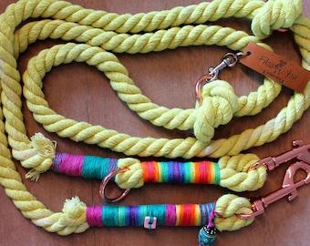 "Dog leash ""Summer of 69"""