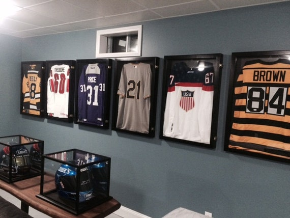 Jersey Display Case Hockey Jersey Display Case Football