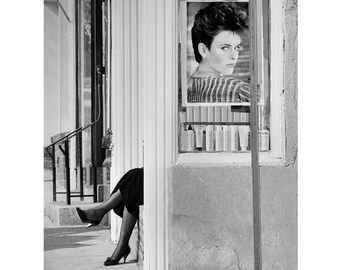 Hair Salon Doorway -  Hair Stylist, Wall Art - Humor Photo
