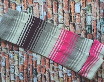 Stripes Baby Legs, Leg Warmers