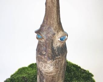 Glass Tree Bottle-Magic Forest-Fairy-Land