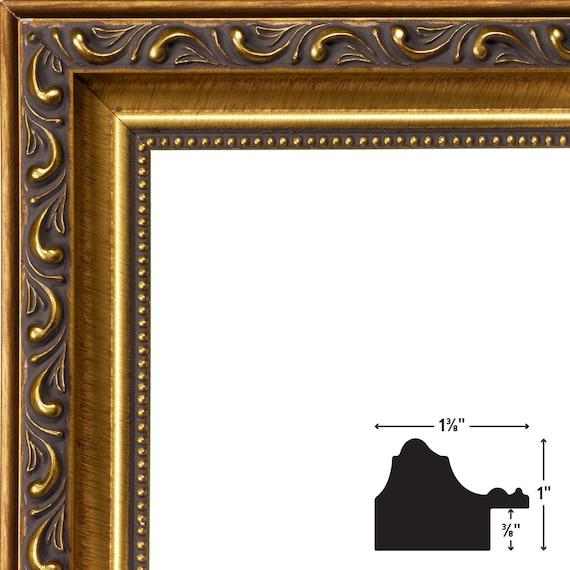 Craig Frames 12x18 Inch Antique Gold Picture Frame