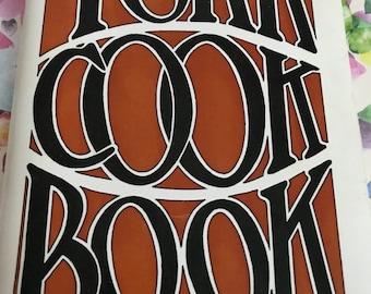Vintage 1970s York Cookbook