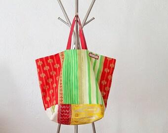 Low CA XL in ethical designer fabrics