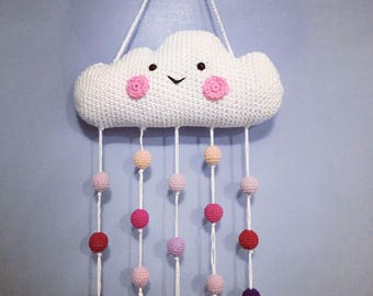 Mobile cloud crochet