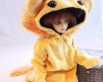 Lion Kigurumi Pajama Costume - MSD BJD
