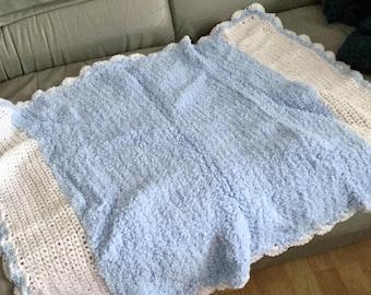 SUPER CUDDLY Baby Blanket