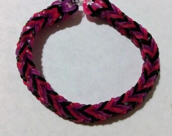 Mermaid Fishtail Loom Bracelet