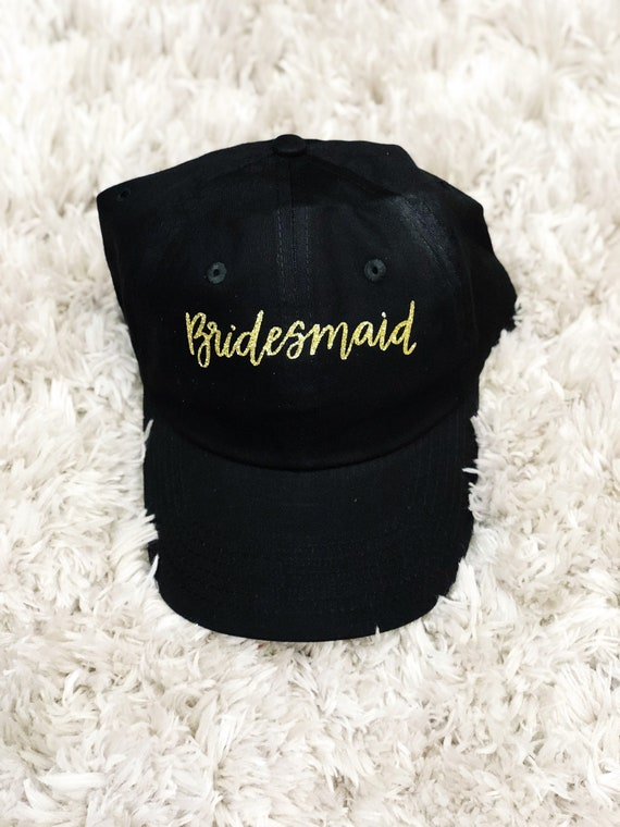 Bridesmaid Hat | Bridesmaid Gift