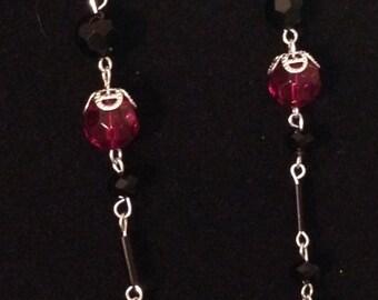 Le Rouge et Noir Necklace