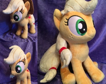 MLP mare pony plush detailed pattern instant download