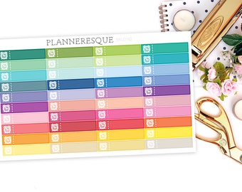 40 Clock Label Stickers, Erin Condren Planner Stickers, Happy Planner Stickers, Clock Stickers, Appointment Stickers, Clock Icons, - L 0015
