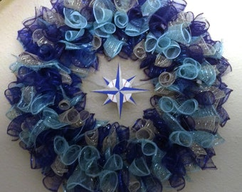 Seattle Mariner's Wreath