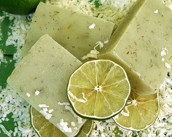 Coconut Lime Bar of Soap