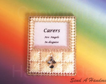 Carers - Children With Cancer Fridge Magnet (Charity Item)