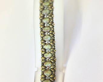 Silky Beaded Bracelet