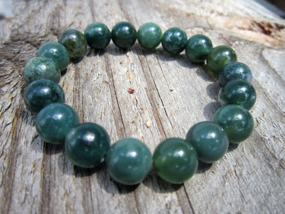 stone bead agate beaded moss amazon dp com tibetan bracelet prayer sunyik buddhist mala