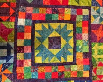 Batik Sampler