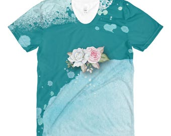 Coming Up Roses T-shirt