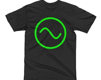 AC Source Shirt Electrical Engineer Shirt Electrician Gift Technology Gift Nerdy Gift Geeky Shirt