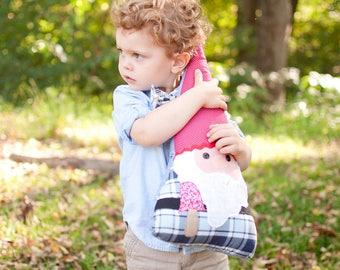 Gnome Doll - Gnome Plush - Gnome Pillow - Garden Gnome - Gardner Gift - Fairytale Plush - Elf Plush - Child Pillow - Stuffie - Garden Elf