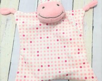 Baby blanket, Animal lovie, Animal blankey, embroidered lovie, baby shower gift, monogram baby gift, monogram baby monogram blankie,