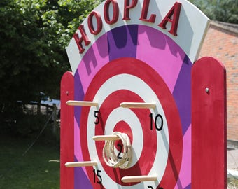 Wedding games, Garden Hoopla, Carnival games, Fairground game - Huge Garden Game - Perfect for Wedding receptions or Fairs