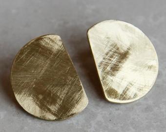 Tangent earrings