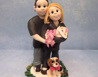 2016 Custom Family Christmas Ornament