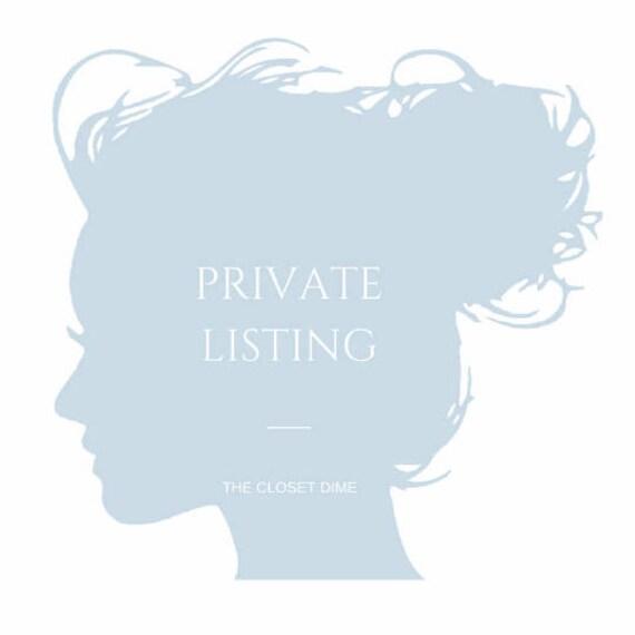 Aubry's Private Listing - Bridesmaid V-Neck Tees