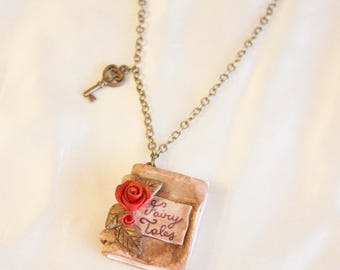 Necklace-tale book fairy tales