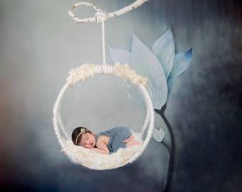 Newborn Digital Backdrops for newborn composite in photoshot, newborn backdrop, digital backdrops for newborn photography digital swing