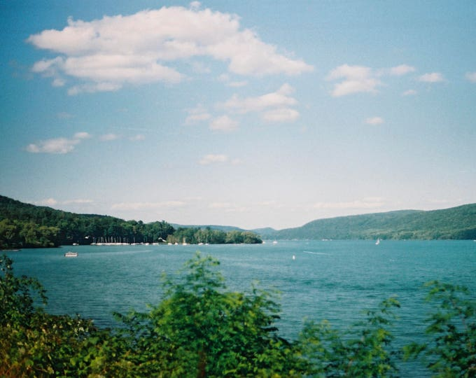Otsego Lake, Cooperstown, NY - Fine Art Photograph