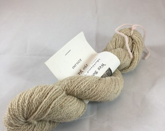 Wee Bonnie 100% Shetland lace weight Yarn from a PA Century Farm