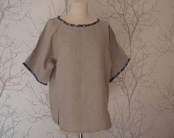 Made to order: women's top, large choice of fabric