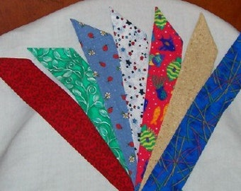 Cooltie Rainbow No. 6 ---- your choice of fabrics