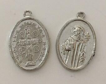 Silver plated LOCKET pendant/charm