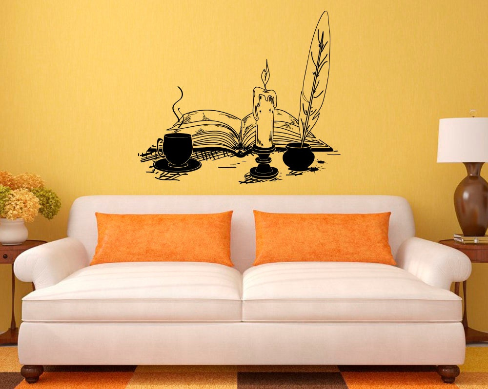 Unusual Sticker Wall Art Gallery - The Wall Art Decorations ...