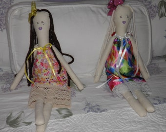 SALE Disco Doll Dressed Up and Ready for Adoption