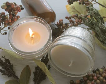 Natural Soy Candle (Summer Scents)