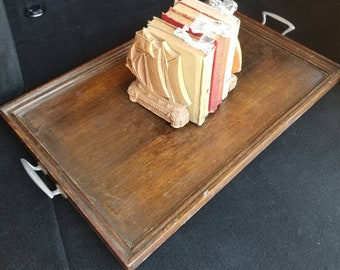 Wooden Tray French Country