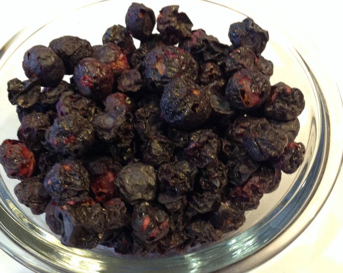 Freeze Dried Blueberries No additives No gluten no soy no sulfites.  Survival food, camping, hiking