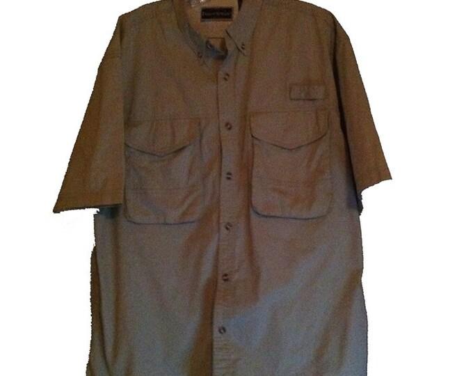 Large Field & Stream Outdoorsman Shirt