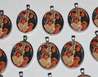 Monkees Photo Pendant