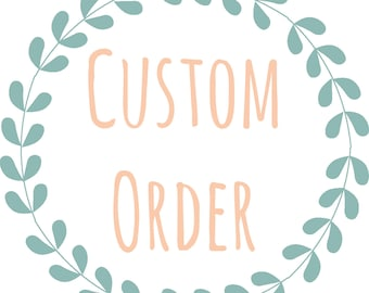 Custom Order By Blumarie - Let Me Build Your Custom Bouquet Today