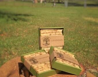Lavender Dreams Bar Soap - goats milk soap