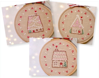 10635 Poinsettia free standing lace Christmas ornament set. Machine  Embroidery ProjectsMachine Embroidery PatternsHand ...